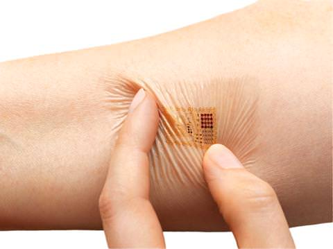 Electronic Patch Monitors Patients, Delivers Drugs