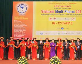 (Tiếng Việt) Medicon tham gia triển lãm VIETNAM MEDI-PHARM 2018