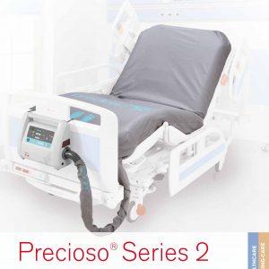 Hệ thống nệm để phòng ngừa và quản lý loét Precioso