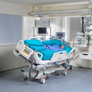 Multicare ICU bed