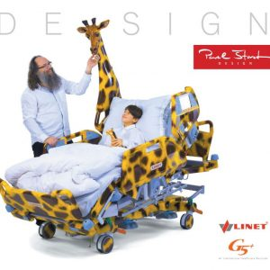 Multi-purpose children's bed designed as required