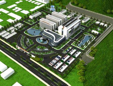 General hospital of Son La Province